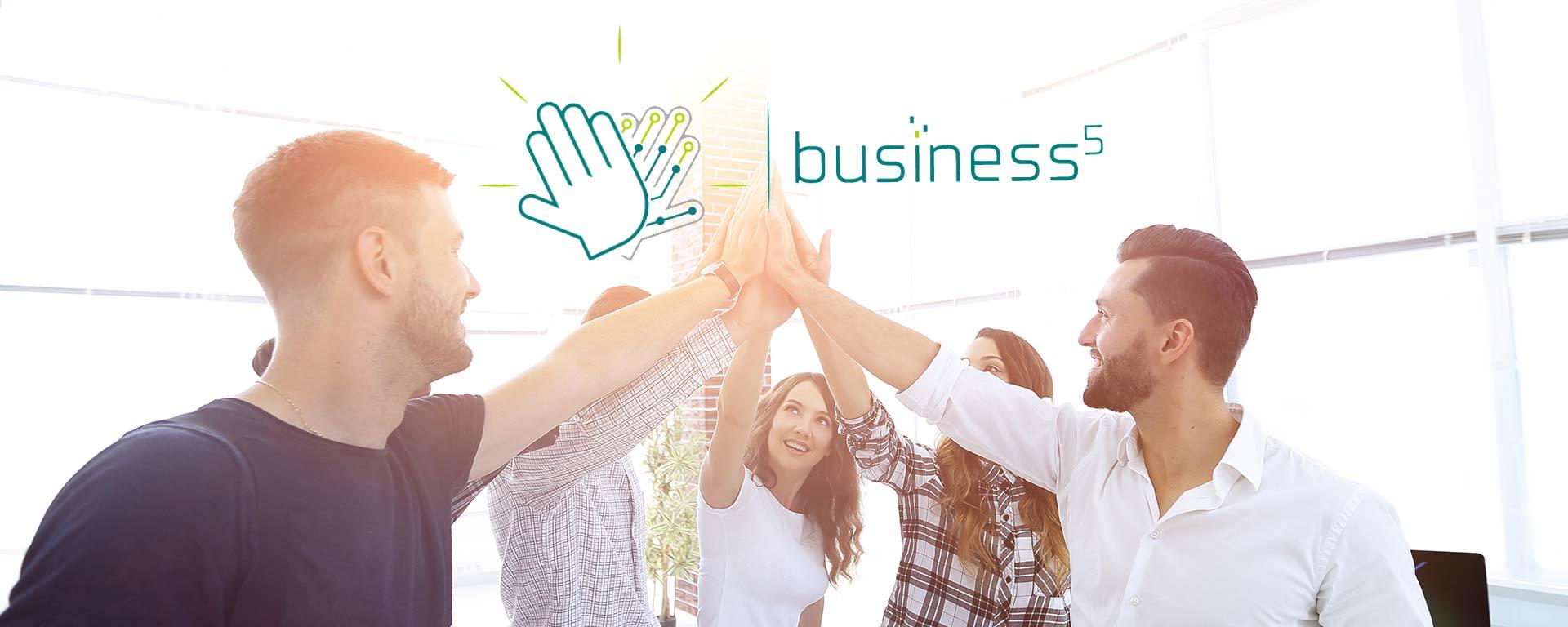 Business High 5 - das neue Unternehmernetzwerk in Stuttgart & München mit kostenloser Basis-Mitgliedschaft bietet gleich 5 Erfolgskomponenten!