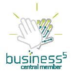 Business High 5 Mitglied werden: Central Member-Listing im Unternehmer-Netzwerk Stuttgart, beinhaltet regio-central-Starter-Grundeintrag
