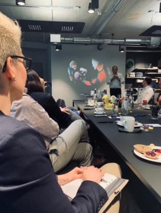 Das Unternehmer-Frühstück in Stuttgart-Mitte: Business high 5 - Business-Netzwerk, präsentiert von InboundBuzz, Sylvana Duranovic
